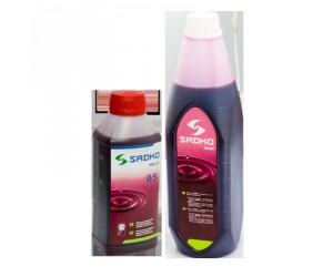Масло для смазывания цепи SADKO bio (бензо- и эл.пилы) (1л)